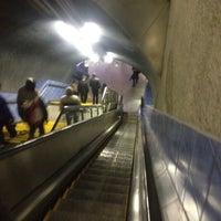 Photo taken at Metro Einstein by hagg h. on 4/27/2012