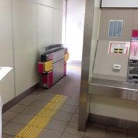Photo taken at Keisei-Ōkubo Station (KS27) by Yosinori K. on 4/19/2012