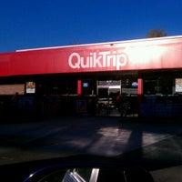Photo taken at QuikTrip by Teresa B. on 10/14/2011