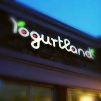 Photo taken at Yogurtland by Camela on 7/15/2011