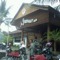 Photo taken at Jejamuran Resto by Listyo S. on 10/26/2011