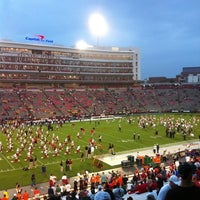 Photo taken at Capital One Field at Maryland Stadium by Josh B. on 9/6/2011