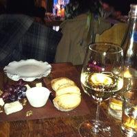 Photo taken at Sofia Wine Bar by suzie k. on 3/29/2012