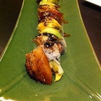 Photo taken at Fin Sushi & Sake Bar by Meow N. on 10/17/2011