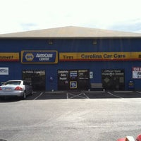 Photo taken at Carolina Car Care by Alex G. on 4/17/2011