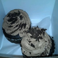 Photo taken at Heaven Sent Desserts by •Кαт D. on 9/23/2011