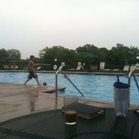 Photo taken at Chestnut Bend Pool by Anthony C. on 8/5/2012