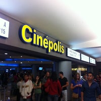 Photo taken at Cinépolis by Or M. on 10/16/2011