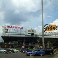 Photo taken at Mega Bekasi Hypermall by Eshape B. on 5/19/2012