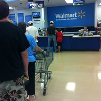 Photo taken at Walmart Supercenter by Karyn M. on 8/1/2012