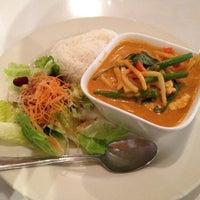 Photo taken at Modern Thai by Tetsuya M. on 3/15/2012
