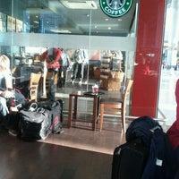 Photo taken at Starbucks Coffee by Isa G. on 1/29/2012