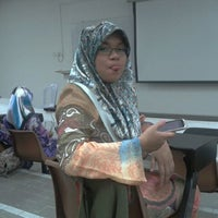 Photo taken at CNED Lecture Theater by Syafiqah Nabilah P. on 1/16/2012