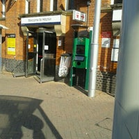 Photo taken at Hitchin Railway Station (HIT) by Claire B. on 10/14/2011