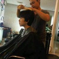 Photo taken at Kat Salon by Taty R. on 10/29/2011