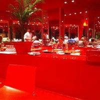 Photo taken at Kırmızı Restaurant by Pierre C. on 8/29/2011