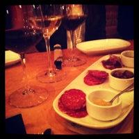 Photo taken at Salt Tasting Room by Amie R. on 2/26/2012