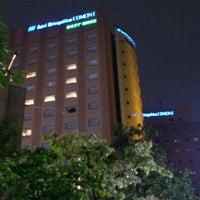 Photo taken at Hotel Metropolitan Edmont by Hiroshi K. on 5/8/2012