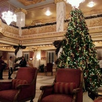 Photo taken at French Lick Springs Resort & Casino by Nick D. on 12/17/2011