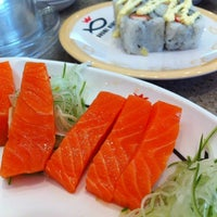 Photo taken at Sushi King by Grace G. on 7/24/2012