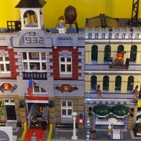 Photo taken at The LEGO Store by Staxx M. on 1/15/2012