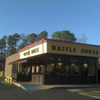 Photo taken at Waffle House by Chad M. on 12/2/2011