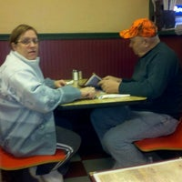 Photo taken at Sarina's Pizza & Restaurant by Erv H. on 1/29/2012