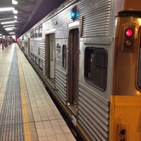 Photo taken at Central Station (Platforms 4 & 5) by Kaine T. on 5/30/2012
