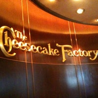 Photo taken at The Cheesecake Factory by Matteo M. on 8/9/2012