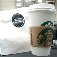 Photo taken at Starbucks by Gary C. on 2/7/2012