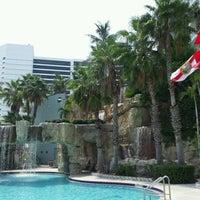Photo taken at Hyatt Regency Sarasota by Jesse S. on 9/14/2011