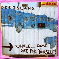 Photo taken at Tybee Island by Patrick Mccolgan on 7/6/2012