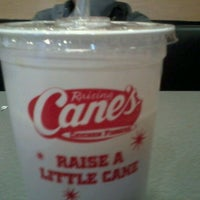 Photo taken at Raising Cane's Chicken Fingers by Dylan S. on 12/10/2011