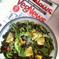 Photo taken at VegNews Magazine by Whitney L. on 4/17/2012