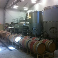 Photo taken at Duchman Family Winery by Augustine T. on 10/15/2011