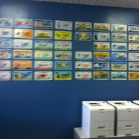 Photo taken at Pembroke Pines Auto Tag Agency by Omar E. on 8/29/2011