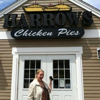 Photo taken at Harrows Chicken Pies by Bob M. on 6/27/2012