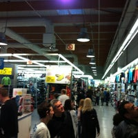 Photo taken at Decathlon by Jordi S. on 10/31/2011