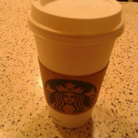 Photo taken at Starbucks by Diego P. on 7/27/2012