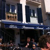 Photo taken at Poissonnerie Laurent by Jonathan V. on 4/8/2012