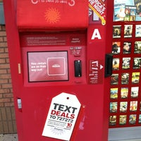Photo taken at Redbox by Issac M. on 8/24/2011