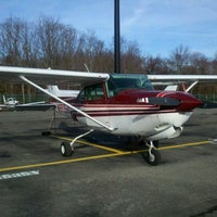 Photo taken at Westchester County Airport (HPN) by lynn on 11/26/2011