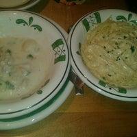 Photo taken at Olive Garden by Jen B. on 8/28/2012