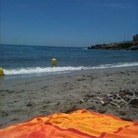 Снимок сделан в Playa La Torrecilla пользователем Sabrina 6/10/2012