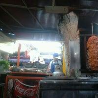 Photo taken at Tacos Talisman by David O. on 3/28/2012