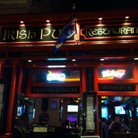 Photo taken at The Irish Pub by Jun K. on 10/10/2011