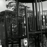 Photo taken at Broadway Park by Olivia G. on 6/15/2012