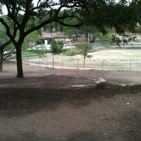 Photo taken at West Austin Park by David J. N. on 7/16/2011