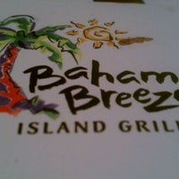 Photo taken at Bahama Breeze by Jennie M. on 10/6/2011