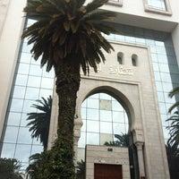 Photo taken at Ambassade de la Libye by merKKur🌃 on 3/9/2012